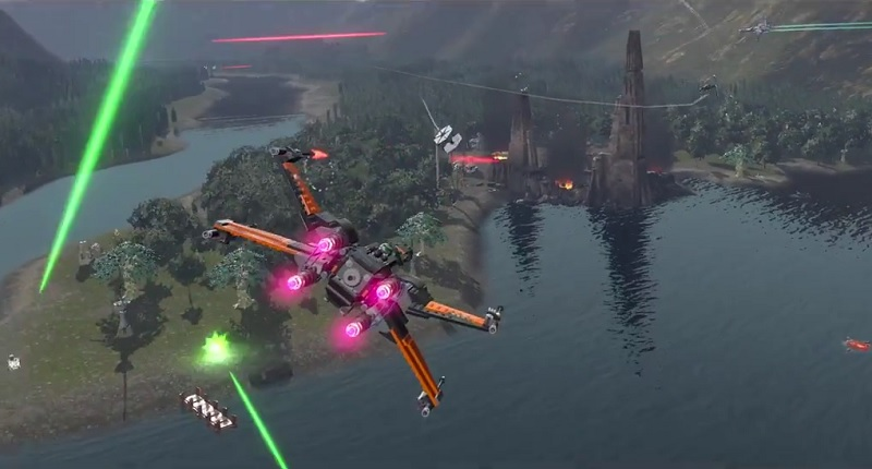 LEGO Force Awakens: Chapter 6 - All Collectibles Guide