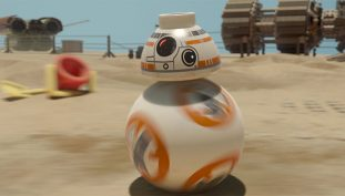 LEGO Star Wars: The Force Awakens Dominates UK Charts for Fourth Week Straight
