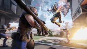 LawBreakers Gets New PS4 Theme, Available to Download Now