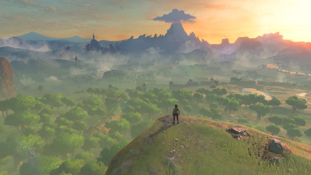 Breath of the Wild Doesn't Fit Anywhere On The Zelda Timeline