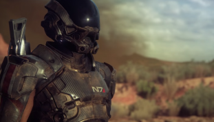 Mass Effect: Andromeda Starts a Clean Slate