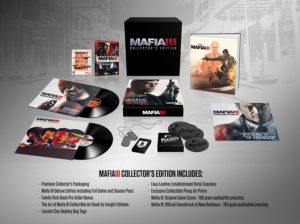 Mafia III Collector's Edition Details Announced
