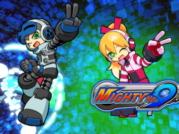 Level-5 Acquires Mighty No. 9 Developer Comcept