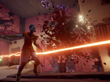See the Blood and Gore of Mirage: Arcane Warfare