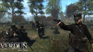 WW1 FPS Verdun Coming To Consoles This Year