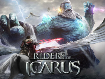 Riders of Icarus Officially Enters Open Beta