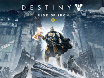 Destiny Rise of Iron Officially Revealed, Exclusive to Next-Gen Consoles