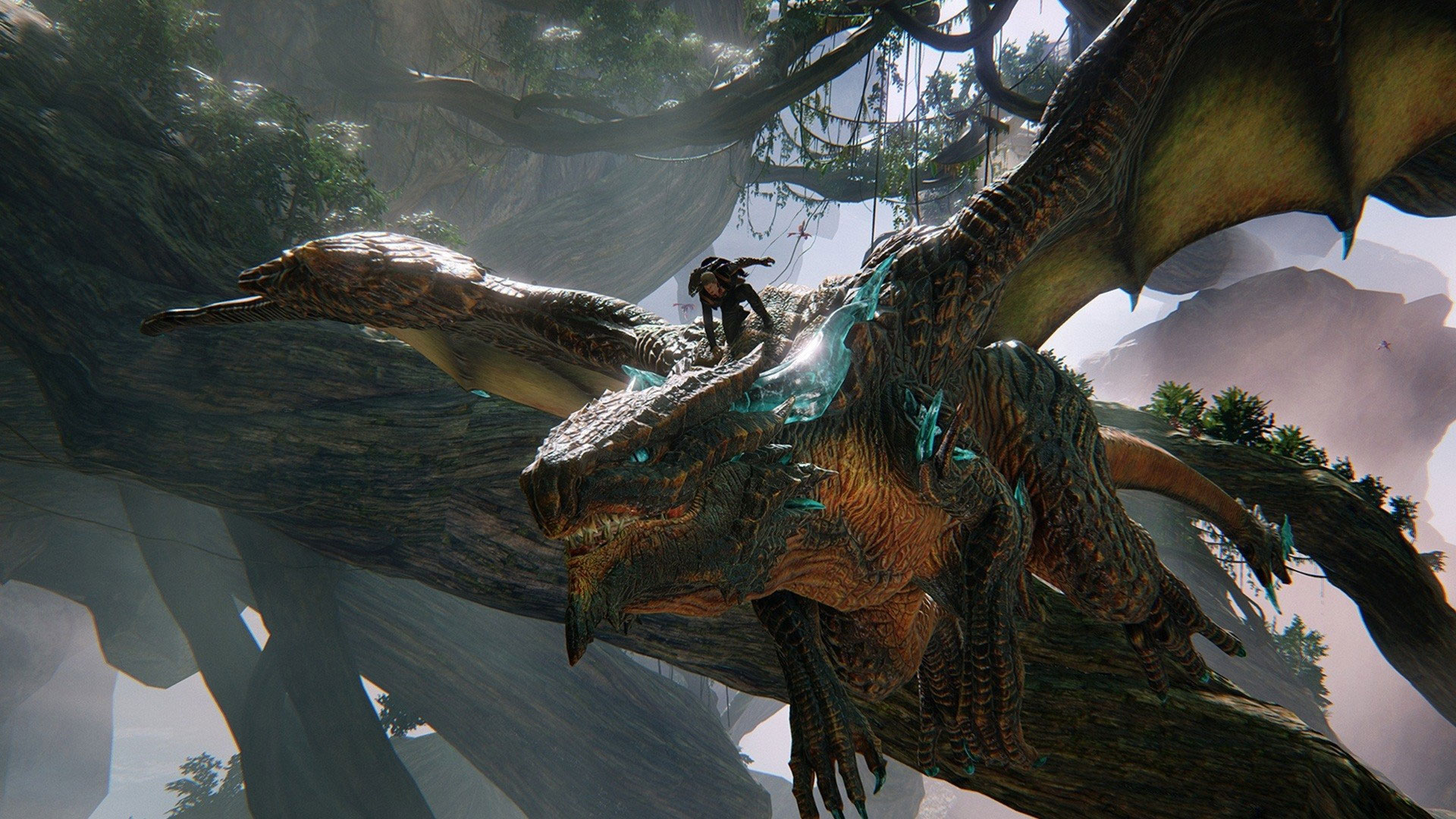 Scalebound wallpapers in ultra hd 4k scalebound 4k wallpaper scalebound 1080p wallpaper voltagebd Gallery