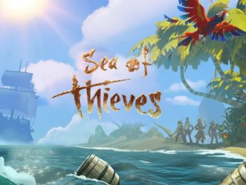 Rare Shows Off Sea of Thieves During Microsoft's Press Conference