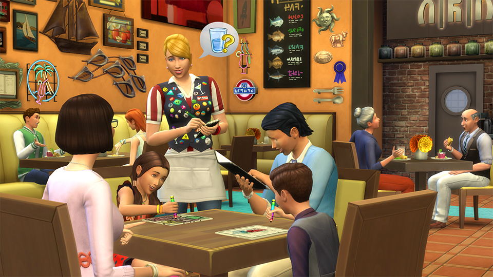 Sims4DineOut