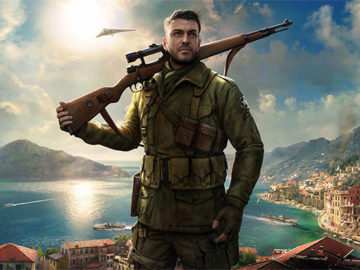 Sniper Elite 4 Wallpapers in Ultra HD | 4K