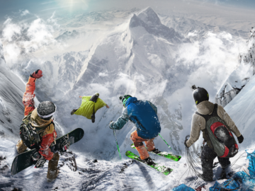 Steep – New IP Announced by Ubisoft
