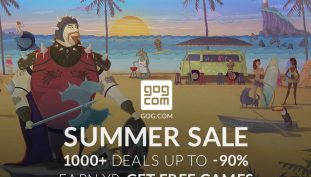 GOG Annual Summer Sale Kicks Off Today