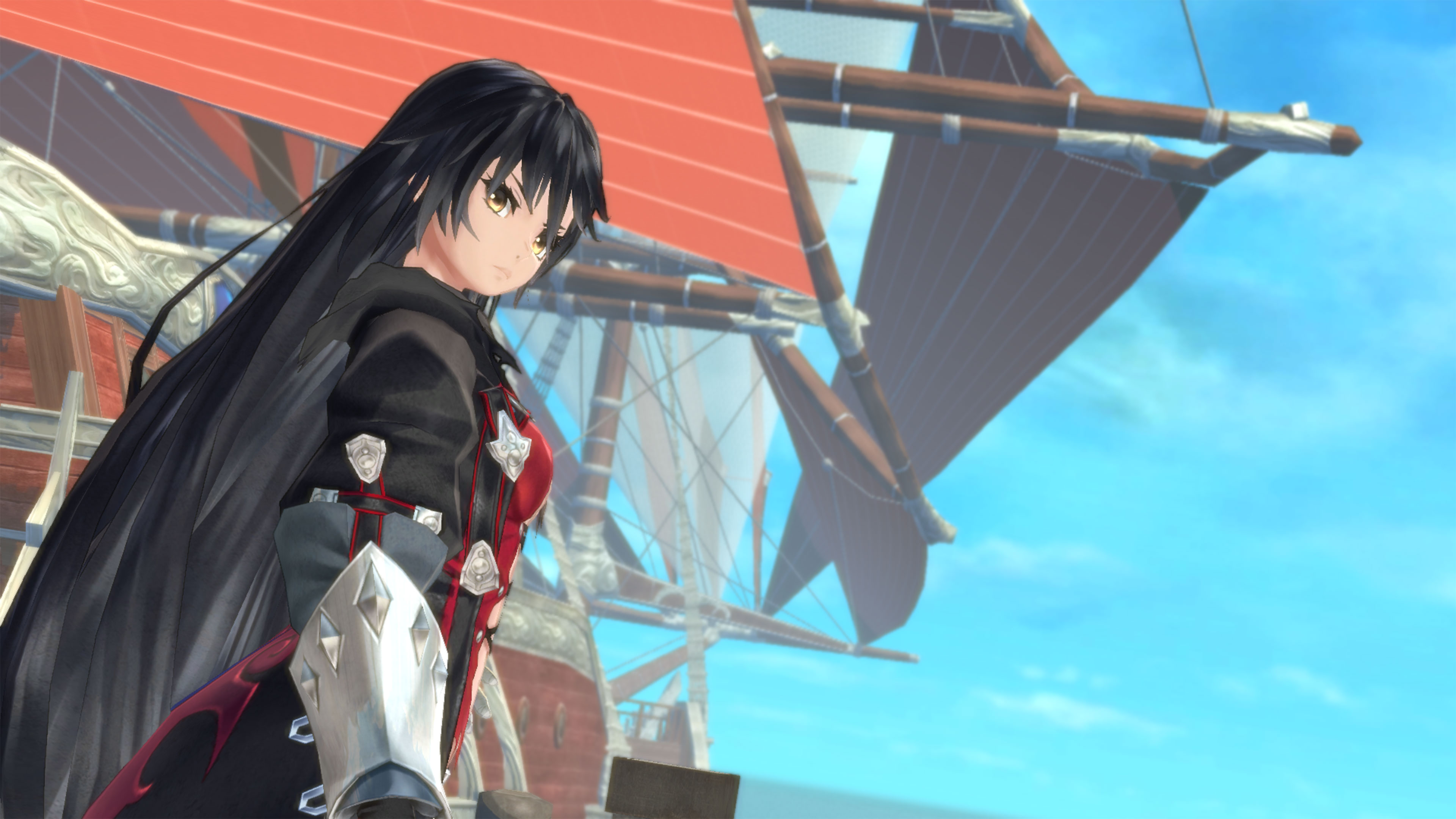 Tales Of Berseria Wallpapers In Ultra Hd 4k Gameranx