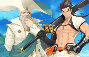 Meet Shigure and Melchior of Tales of Berseria