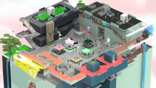 Tokyo 42 Early Alpha Build Gameplay Shown Off