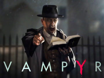 Life Is Strange Dev Releases E3 Trailer For Their Upcoming Game Vampyr