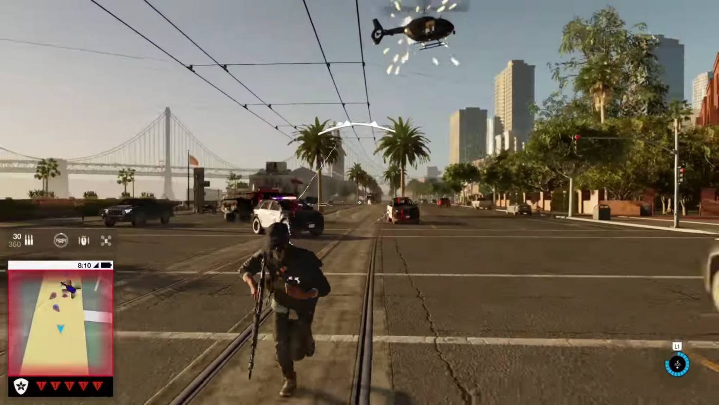 Watch Dogs How To See Objectives