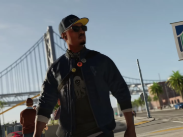 See The Watch Dogs 2 Trailer Set To Full House Theme