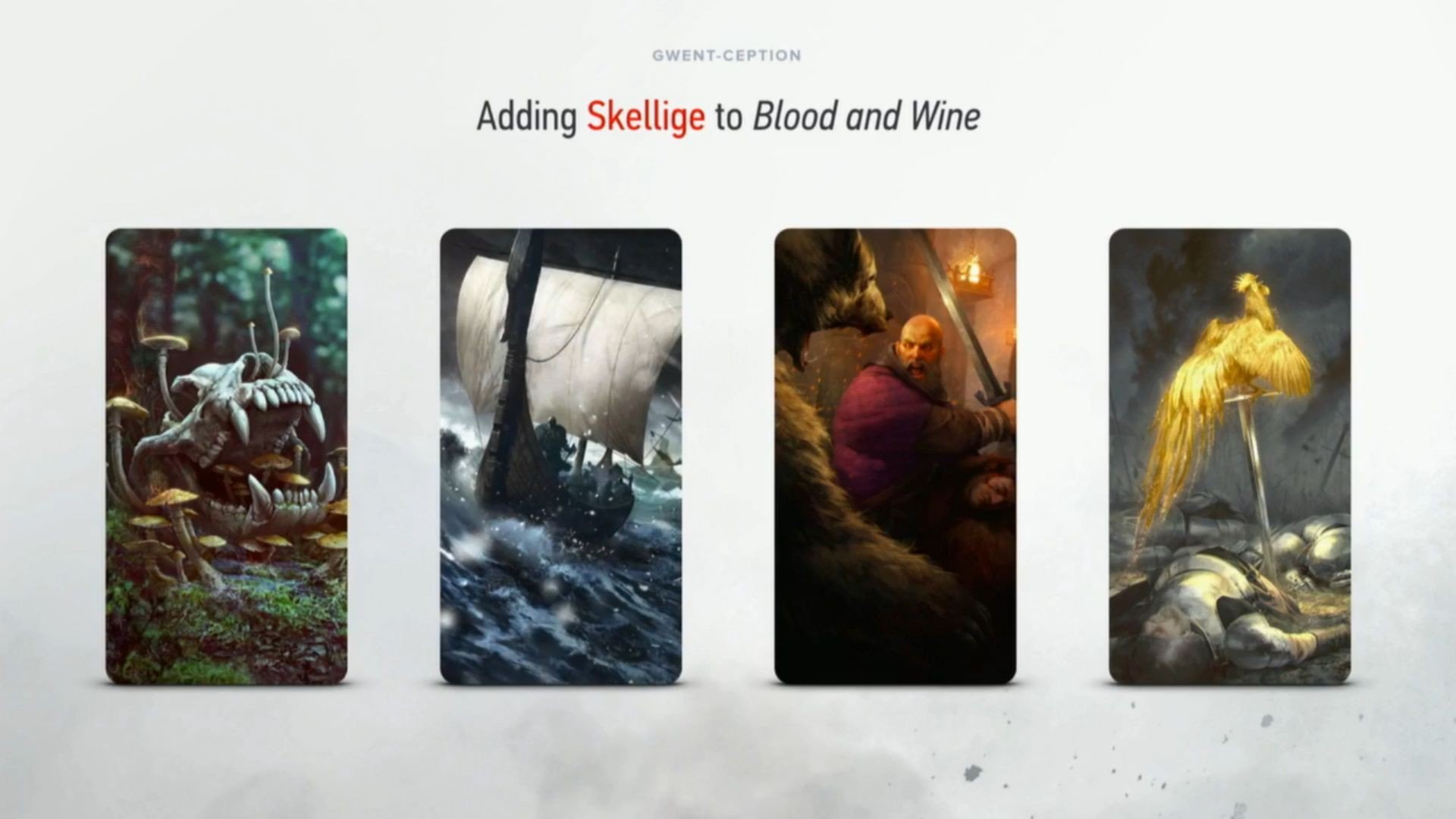 Gwent card locations the witcher 3 - Collect The Best New Gwent Cards Exclusive To The Blood And Wine Expansion To Witcher 3 With These Locations Showing You Where To Go To Get The Very Best