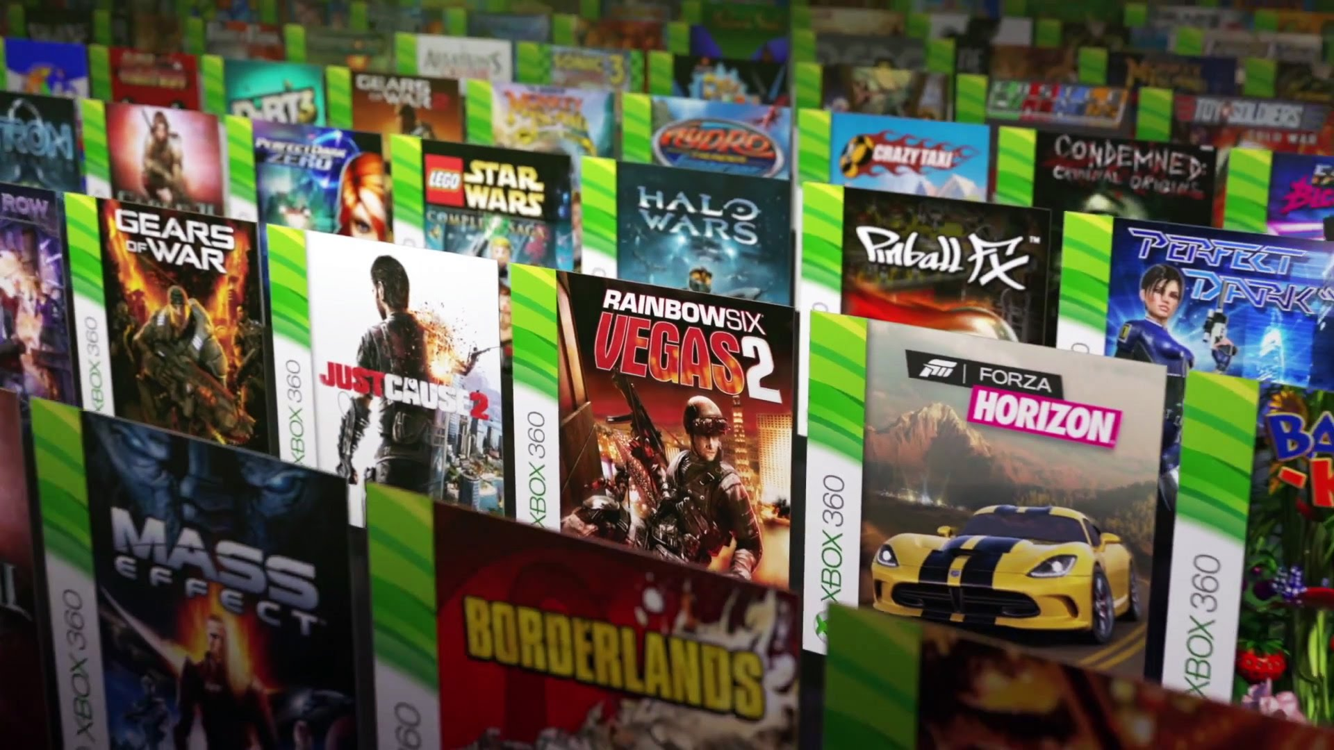 Xbox 1 Games List : Xbox one backwards compatible games list updated