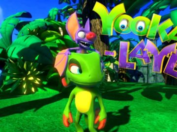 Yooka-Laylee Toybox Demo Launches For Kickstarter Backers