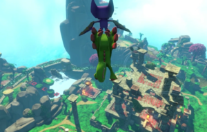 Yooka-Laylee E3 2016 Trailer Takes You Back to the Good Old Days