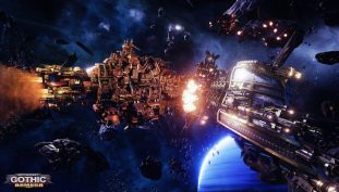 Space Marines DLC Launches Today For Battlefleet Gothic: Armada