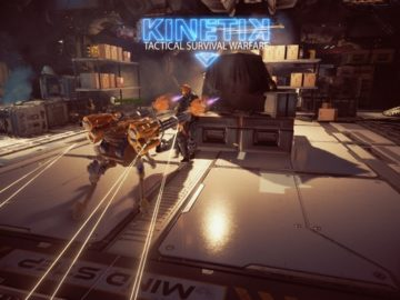 Industry Veterans Gone Indie Reveals Kinetik