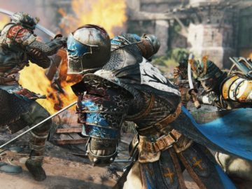 For Honor Receives New Hack-And-Slash Trailer