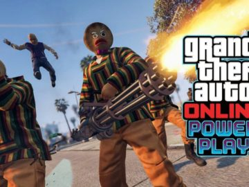 Rockstar Launches GTA Online Power Play Update