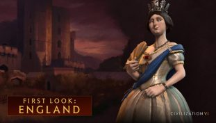 Civilization VI Highlights Queen Victoria Leader Of England