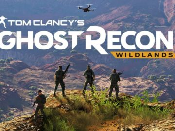 Ghost Recon Wildlands E3 Gameplay Footage Unveiled