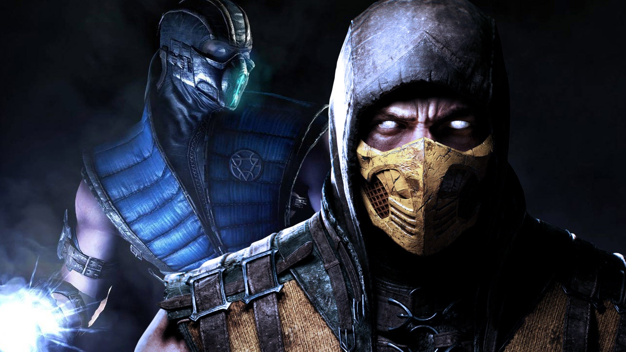 Mortal Kombat Film Character List Revealed Scorpion And Sub Zero