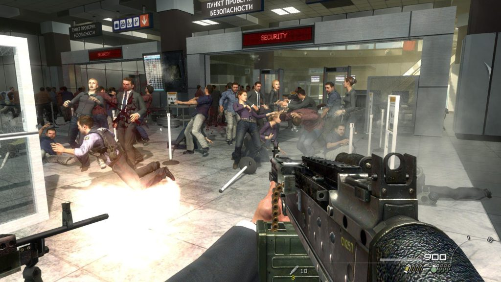 Istanbul Attack Very Similar To MW2's No Russian; Are Video Games ...