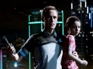 Brand New E3 Detroit: Become Human Trailer Released
