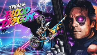 Trials of the Blood Dragon E3 Reveal Now Available