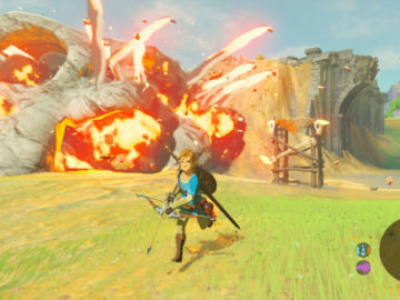 The Legend of Zelda: Breath of the Wild Gameplay Videos Surface Ahead of Nintendo NX Announcement