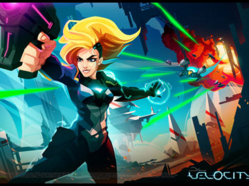 "Velocity 2X Dev FuturLab Working On VR Game; ""It's Looking Utterly Gorgeous"""