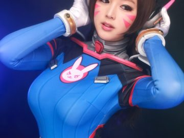 Overwatch's Best D.Va Cosplayers