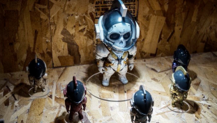 Kojima Production's Mascot Ludens Will Have Figurines at San Diego Comic-Con