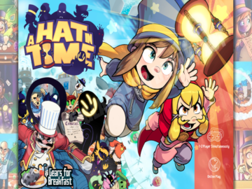 A Hat in Time Coming in 2017