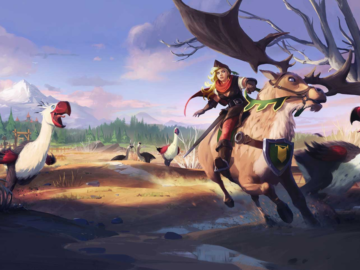 Albion Online Enters Final Beta at the Start of August