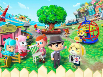 Animal Crossing: New Leaf Gets Amiibo Update (Coming in Autumn)