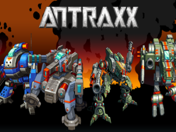 Try Out the Antraxx Beta in October