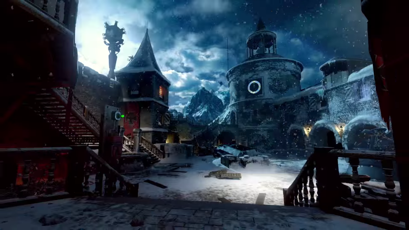 Black Ops 3: Der Eisendrache - Earn XP Fast With the Storm
