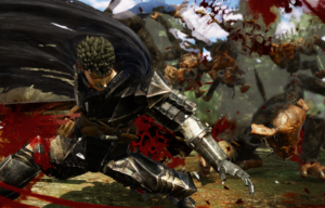 Berserk Heads West This Autumn