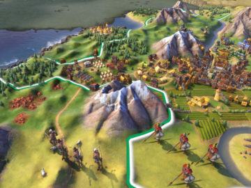 Firaxis Deny Any Plans to Bring Civilization VI to PS4 or Xbox One