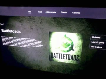 (Rumor) New Battletoads Image Leak Found Online
