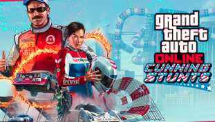 Coming Soon: Cunning Stunts – A New GTA Online Expansion